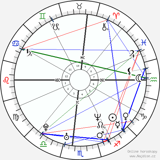 Marissa Ribisi wikipedie wiki 2018, 2019 horoskop