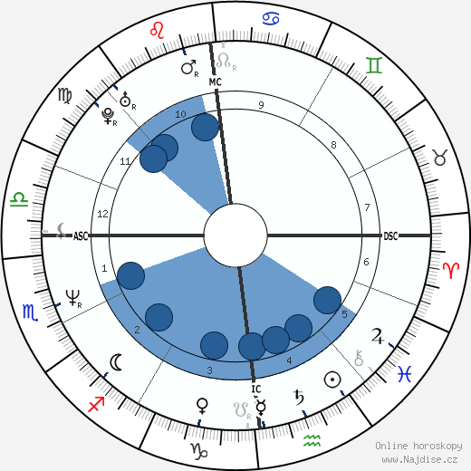 Bára Basiková wikipedie, horoscope, astrology, instagram